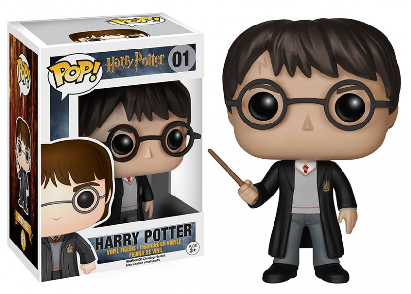Harry Potter--Pop! -Vinyl
