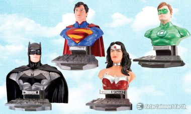 Build the Justice League from the Ground Up and Defeat the Villain