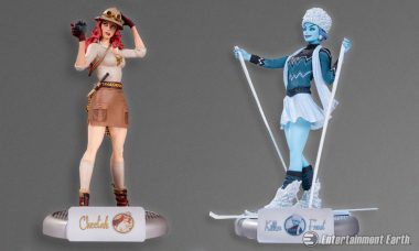 The Jungle Gets Frosty with Two New DC Bombshell Statues