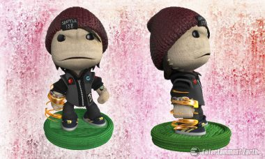 Sackboy Gets Infamous Makeover with New Premier Statue
