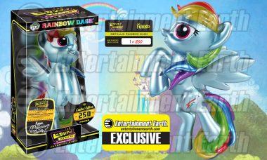 The Best Flyer in All of Equestria Becomes Shiny Hikari Exclusive