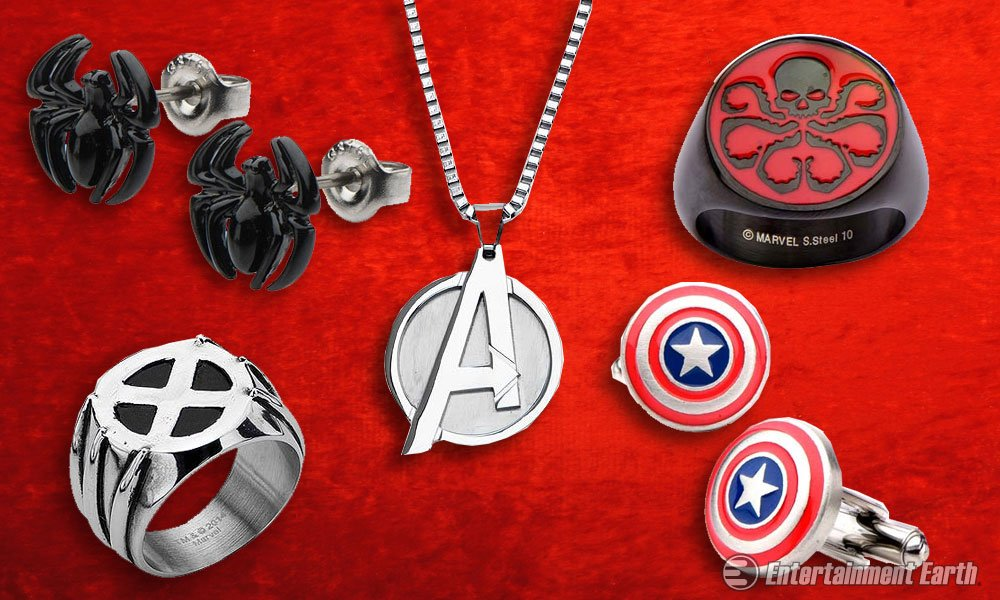 Marvel At These Chic Jewelry Accessories