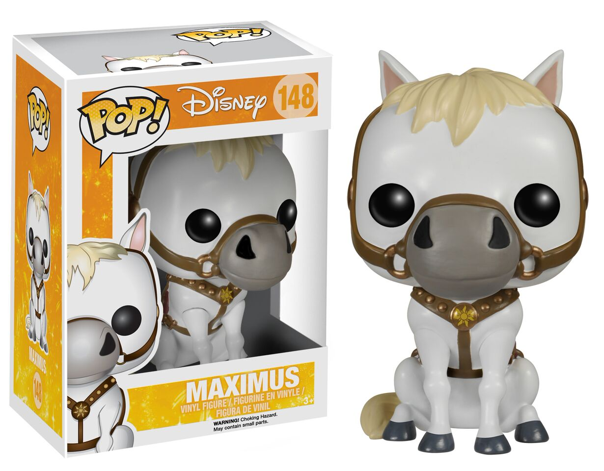 Leave Your Tower For Brand New Disney Pop Vinyl Figures
