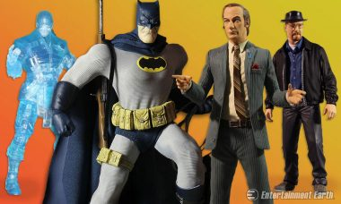 We've Got the Scoop on Mezco Convention Exclusive Figures