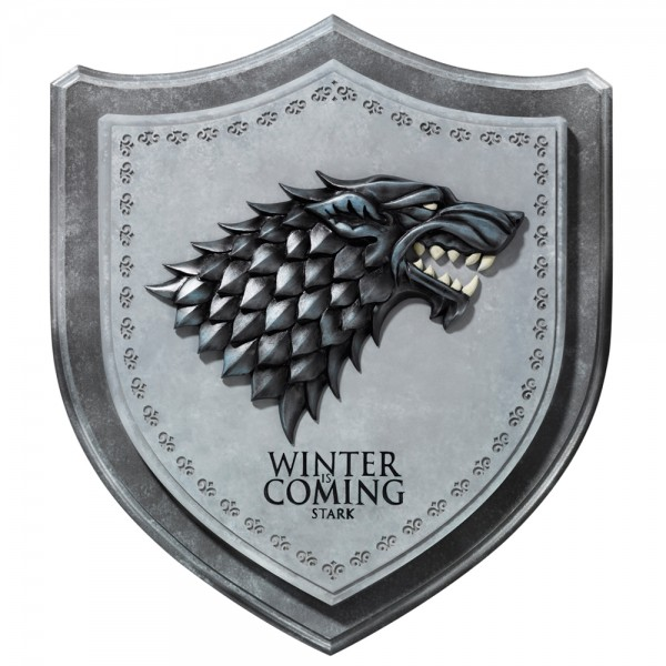 House Stark Plaque