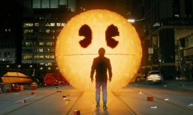 Pac-Man Turns 35 and Faces Off Against Adam Sandler, Peter Dinklage, and Josh Gad