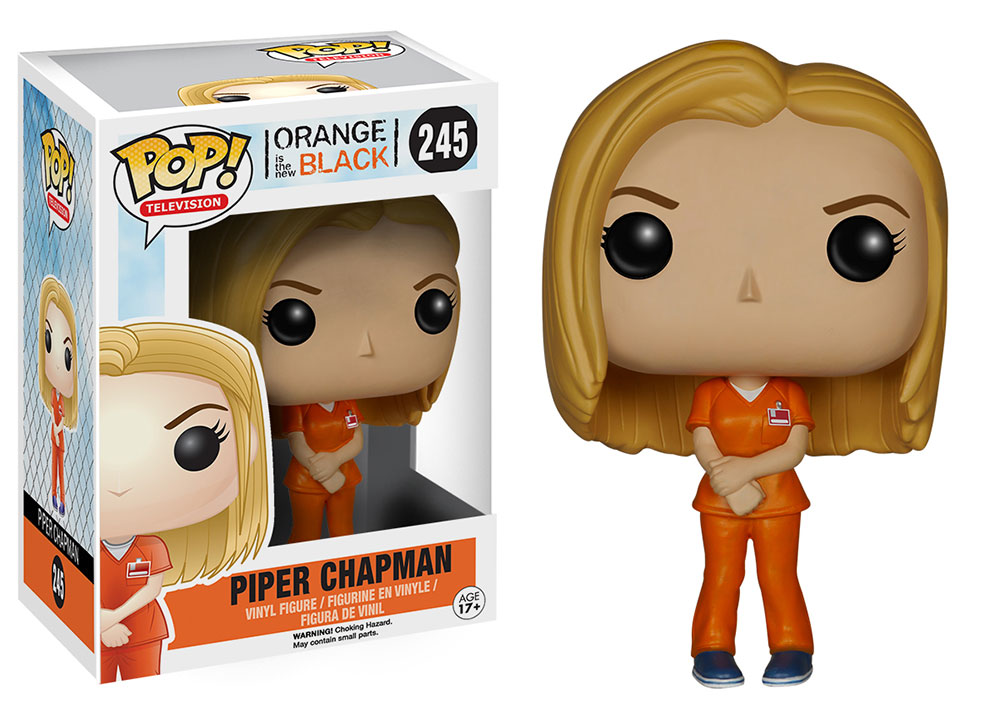 New Pop Vinyl Figures Come Straight Out Of Litchfield Prison