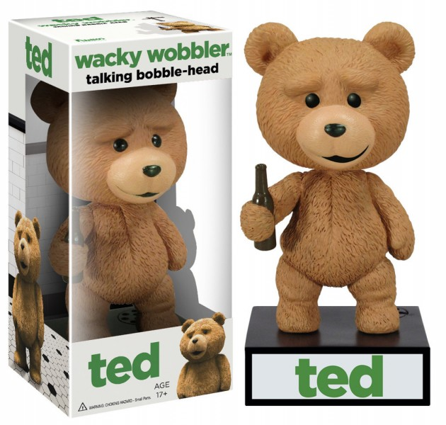 Ted 2 Talking Bobble Head