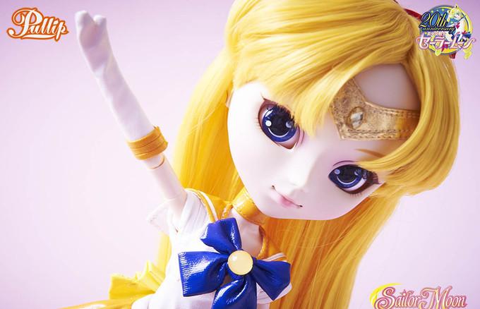 Pullip Dolls Sailor Moon Sailor Venus Pullip Doll
