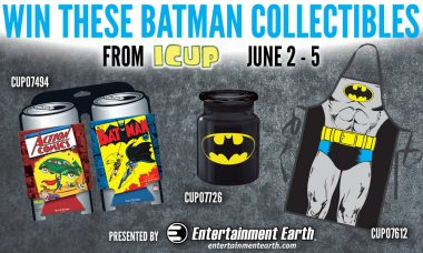 Entertainment Earth Giveaway: ICUP Batman Collectibles
