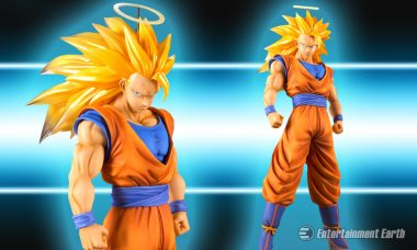 Is This the Best Super Saiyan Statue in the Other World?