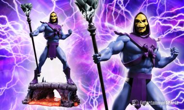 He-Man's Arch Nemesis Becomes the Most Powerful Statue in Eternia