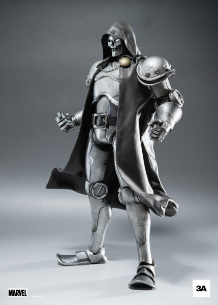 Doctor Doom Action Figure