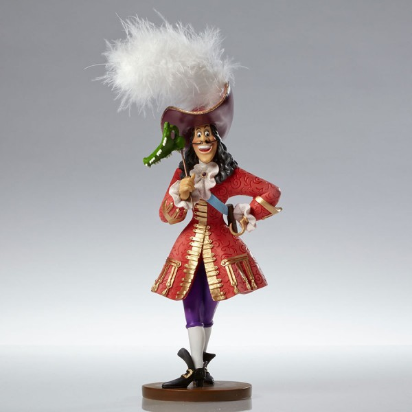 Captain Hook Masquerade Statue