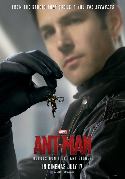 Ant-Man Character Poster