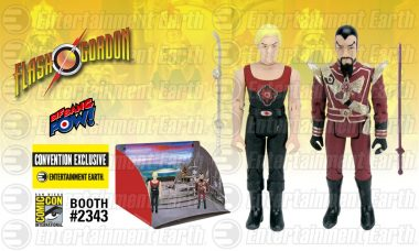 Return to Mongo with the New Convention Exclusive from Entertainment Earth