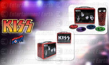 Can You Handle How Much These KISS Tin Totes Totally Rock?