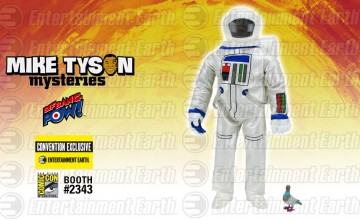 Mike Tyson Astronaut 8-Inch Action Figure