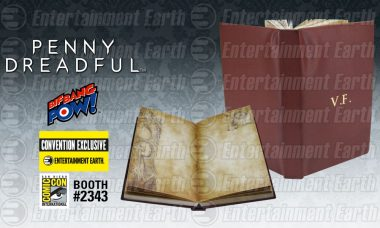 Sketch your own Creation with this New Penny Dreadful Convention Exclusive