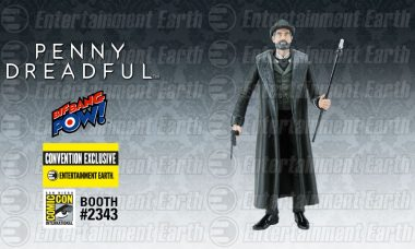 The Penny Dreadful Debonair Explorer is Now an Entertainment Earth Convention Exclusive