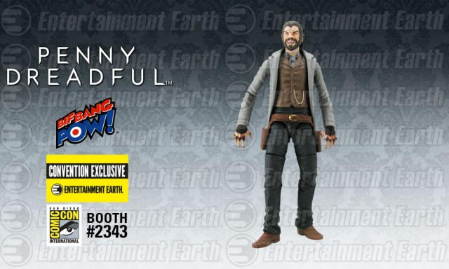 Penny Dreadful Ethan Werewolf 6-Inch Action Figure – Convention Exclusive