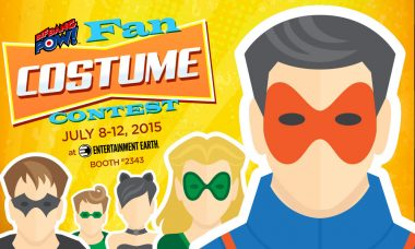 Entertainment Earth Booth #2343 to Host a Fan Costume Contest at San Diego Comic-Con!