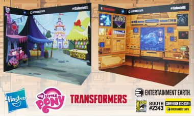 Entertainment Earth Teams with Hasbro to Offer Fun Giveaway with Purchase at San Diego Comic-Con