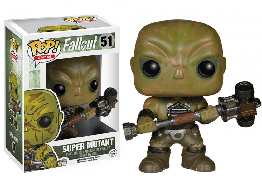 Fallout Super Mutant Pop! Vinyl