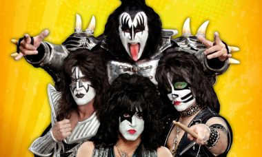 Shout It Out Loud! KISS Is Coming to San Diego Comic-Con