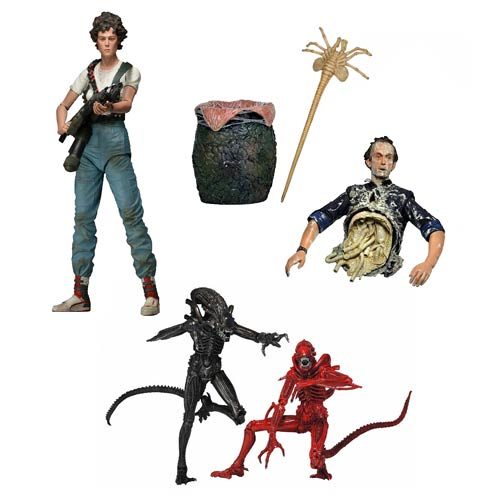 Alien Action Figures