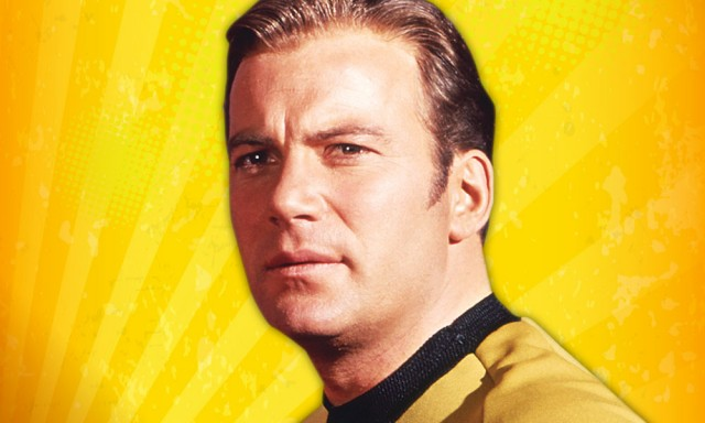 William Shatner Autograph Signing at San Diego Comic-Con 2015