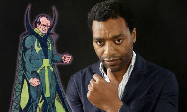 Chiwetel Ejiofor to Face Off Against Benedict Cumberbatch in Doctor Strange