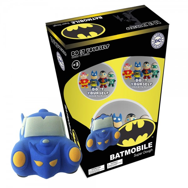 Batmobile Super Dough