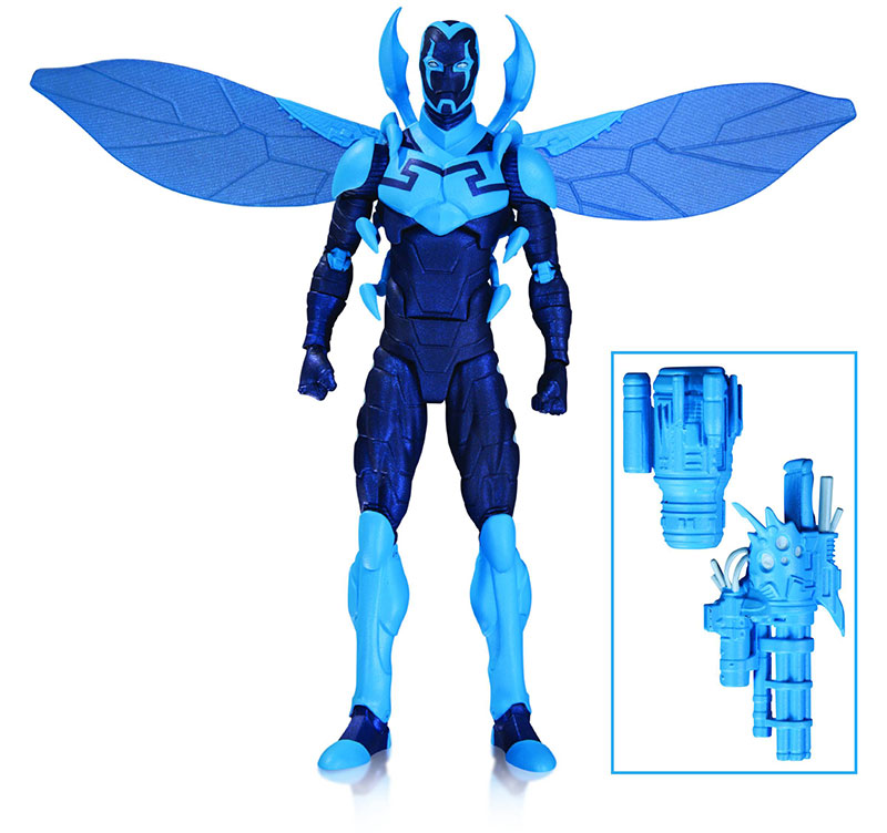 Blue Beetle DC Icons