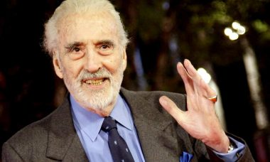 Legendary Horror Actor Christopher Lee Dies at 93