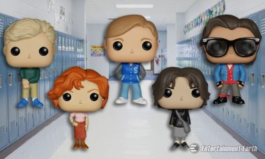 The Athlete, Brain, Princess, Criminal, and Basket Case Become Pop! Vinyl Figures