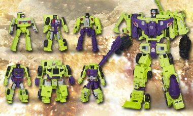 The Decepticons' Biggest Weapons Become Epic Hasbro Action Figure