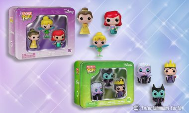 Are You Team Princess or Villain with New Disney Pocket Pop! Mini Figures?
