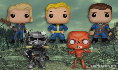 New Pop! Vinyls Can Handle the Fallout of a Post-Apocalyptic World
