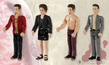 These Fight Club Figures Are Stirring up Mayhem… Project Mayhem