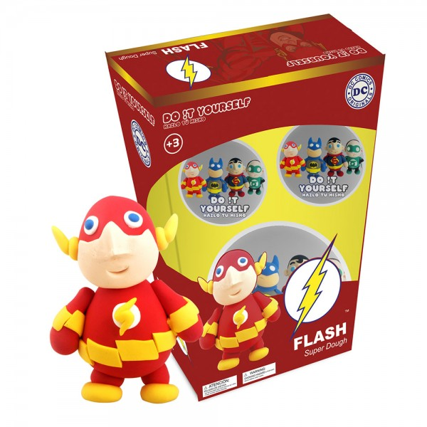 The Flash Super Dough