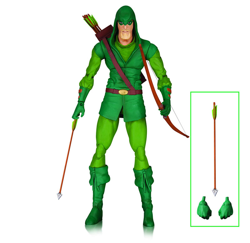 Green Arrow DC Icons