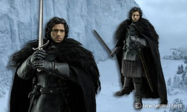 Jon Snow May Know Nothing, but He Does Make a Good Action Figure