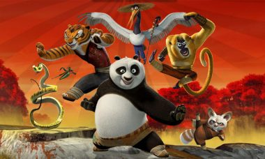 Po Meets Someone Important in First Kung Fu Panda 3 Trailer