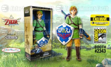 This Convention Exclusive Is Destined to Save the Kingdom of Hyrule