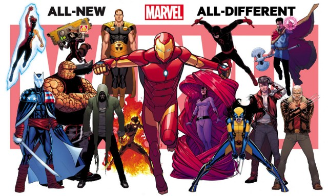Marvel Comics Teaser