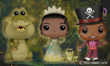 Jazz Up Your Collection with Disney Pop! Vinyl Figures from the Bayou