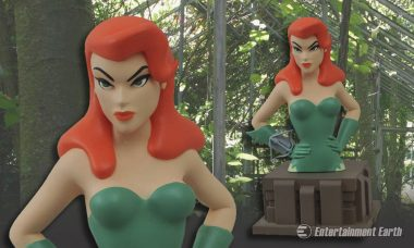 Newest Batman: The Animated Series Bust Will Vine Her Way Into Your Heart