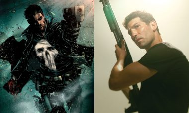 Frank Castle Cast in Season 2 of Daredevil