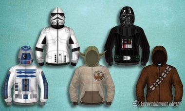 Which Star Wars Costume Hoodie Reveals Your Inner Self?